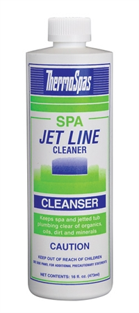 Hot Tub Jet Line Cleaner