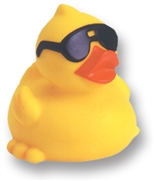 Cool Duck Toy - Rubber Duck