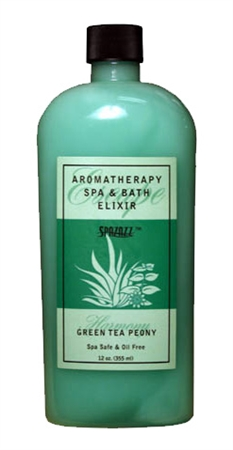 Escape Elixirs Green Tea Peony