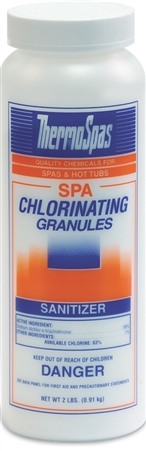 Chlorinating Granules 2Lb