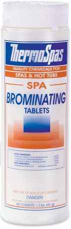 Bromine Tablets 1.5Lb