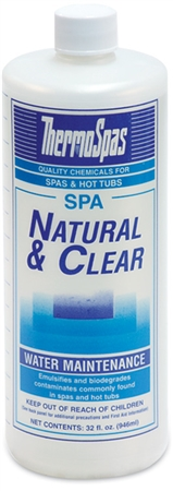 Natural and Clear 1 Qt